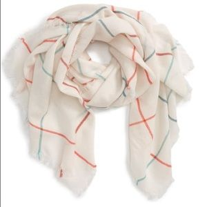 BP Window Pane Scarf